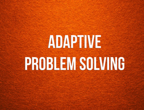 Adaptive Problem Solving