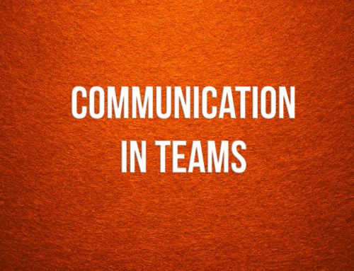 Communication in Teams