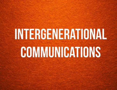 Intergenerational Communication